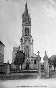 Seconde église Notre-Dame