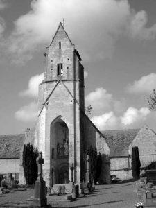 Église du Vieux-Clocher : 1ère église Notre-Dame