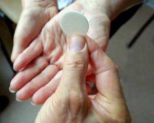 porter communion aux malades