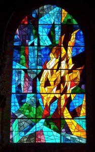 Vitraux Église St-Gerbold à Venoix