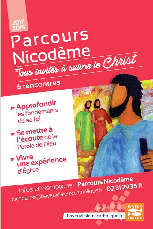 présentation parcours Nicodème