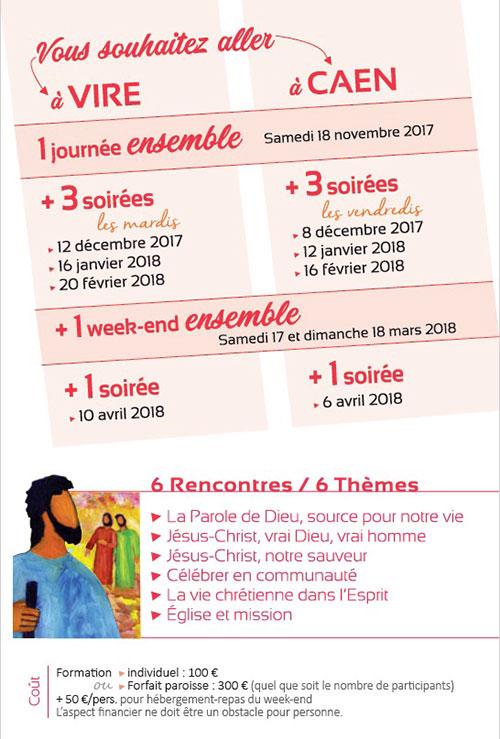 Thèmes Nicodème 2017-2018