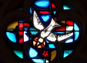 Vitraux église Louvigny