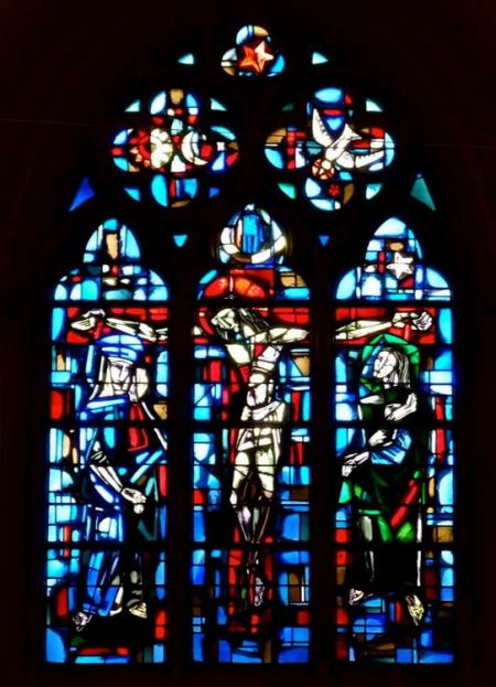 église Saint-Vigor à Louvigny