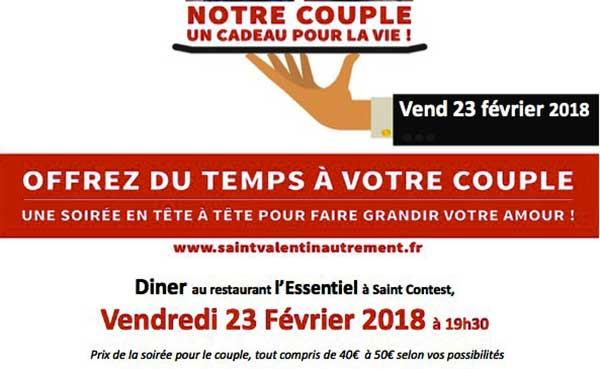 couples Saint Valentin