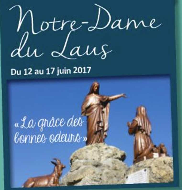 [17.6.2017] Pèlerinage ND du Laus