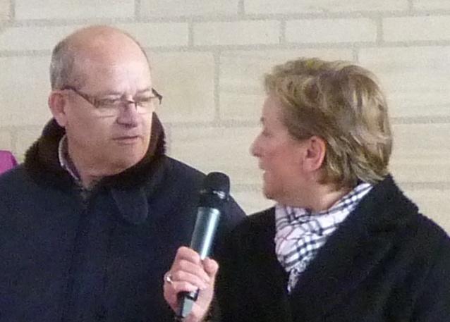Catherine et Pierre Bureau
