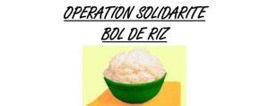 [7.4.2017] Soirée Bol de riz