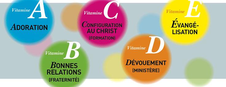 Temps estival: à la recherche de vitamines spirituelles?