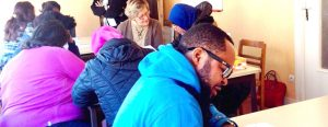 [29.6.17] Vers des cours de français aux migrants de Venoix…