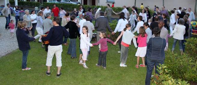 [24.6.17] Eucharistie de fin d'année et soirée festive