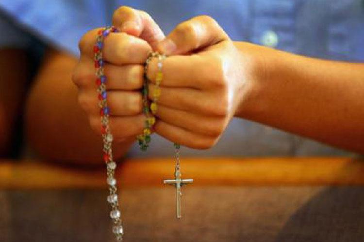 [15.9.17] Reprise de la prière du chapelet