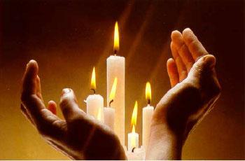 prière en silence