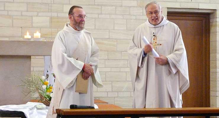 Les trente années diaconales de Philippe