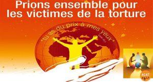 [22.6.18] Abolition de la torture – Nuit des veilleurs