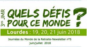 newsletter mcr Lourdes
