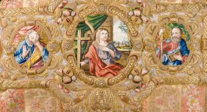[9.9.18] Haute couture et liturgie à Bayeux