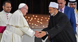 Pape François aux EAU
