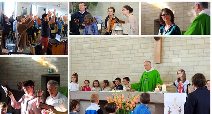 Notre paroisse : une vie fraternelle et missionnaire à relayer