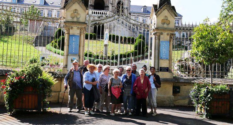 MCR Bretteville-Louvigny : pique-nique au Petit Lourdes