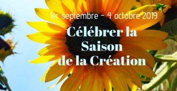 la saison de la création