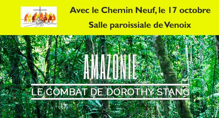 [17.10.19] Amazonie, le combat de Dorothy Stang