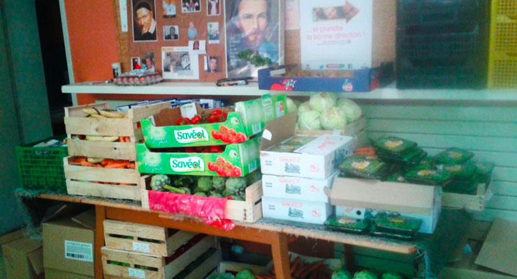 Recherche de bénévoles pour distribution alimentaire