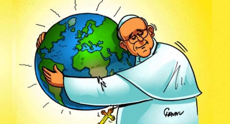 La conversion écologique : vrai défi spirituel !