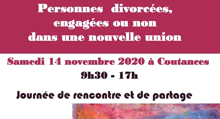 [14.11.20] Pastorale familiale et personnes divorcées