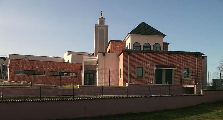Mosquée d'Hérouville : une rencontre fraternelle