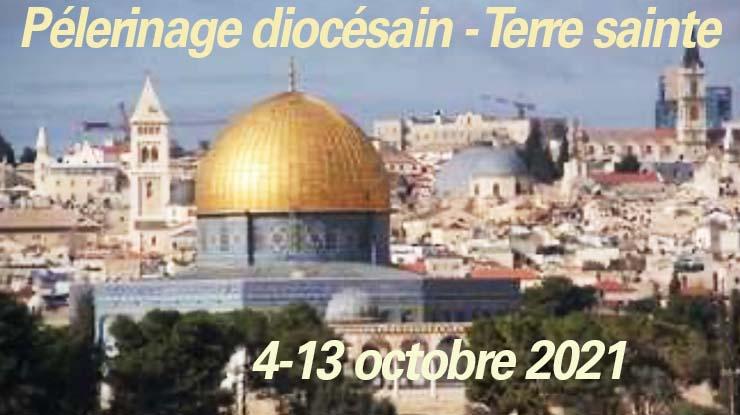 [4-13.10.21] Pèlerinage en Terre sainte