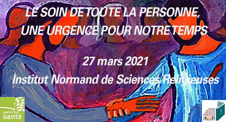 [27.3.21] Une urgence : le soin de toute la personne