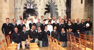 formation des séminaristes