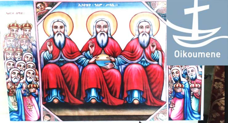 [29.5.21] Temps de prière œcuménique et mariale avec les chrétiens orthodoxes éthiopiens