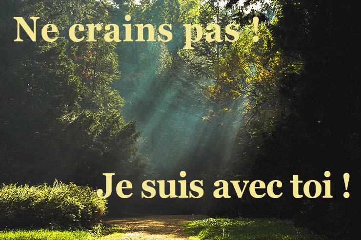 MCR – Vieillissement, maladie : « Ne crains pas, je suis avec toi ! … »