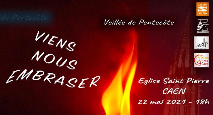 [22.5.21] Église St-Pierre et veillée de Pentecôte