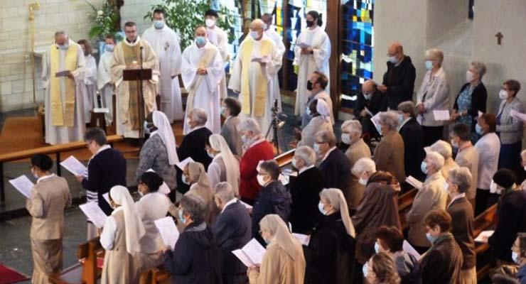 Sœurs Missionnaires de l'Évangile : les vœux perpétuels de Sœur Faratiana