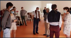 église verte et visite pastorale