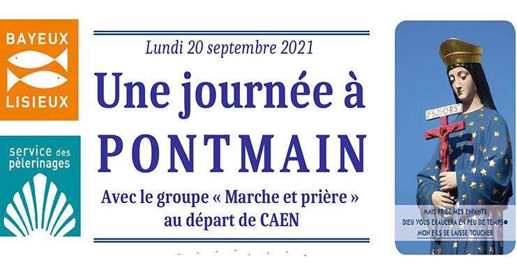 [20.9.21] Journée à Pontmain
